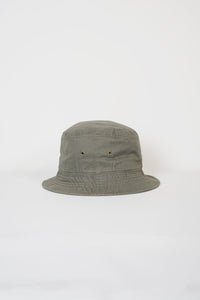 Cotton Bucket Hat / Olive