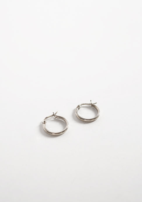<strong>VINTAGE</strong></br>Hoop Earrings