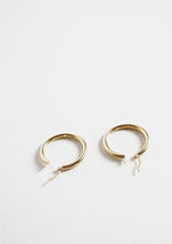 Load image into Gallery viewer, <strong>VINTAGE</strong></br>14k Hoop Earrings