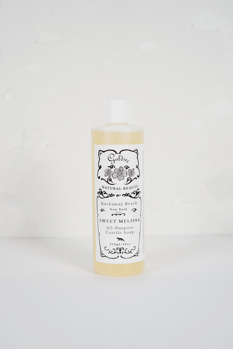 Goldies</br>Sweet Melissa All-Purpose Castile Soap