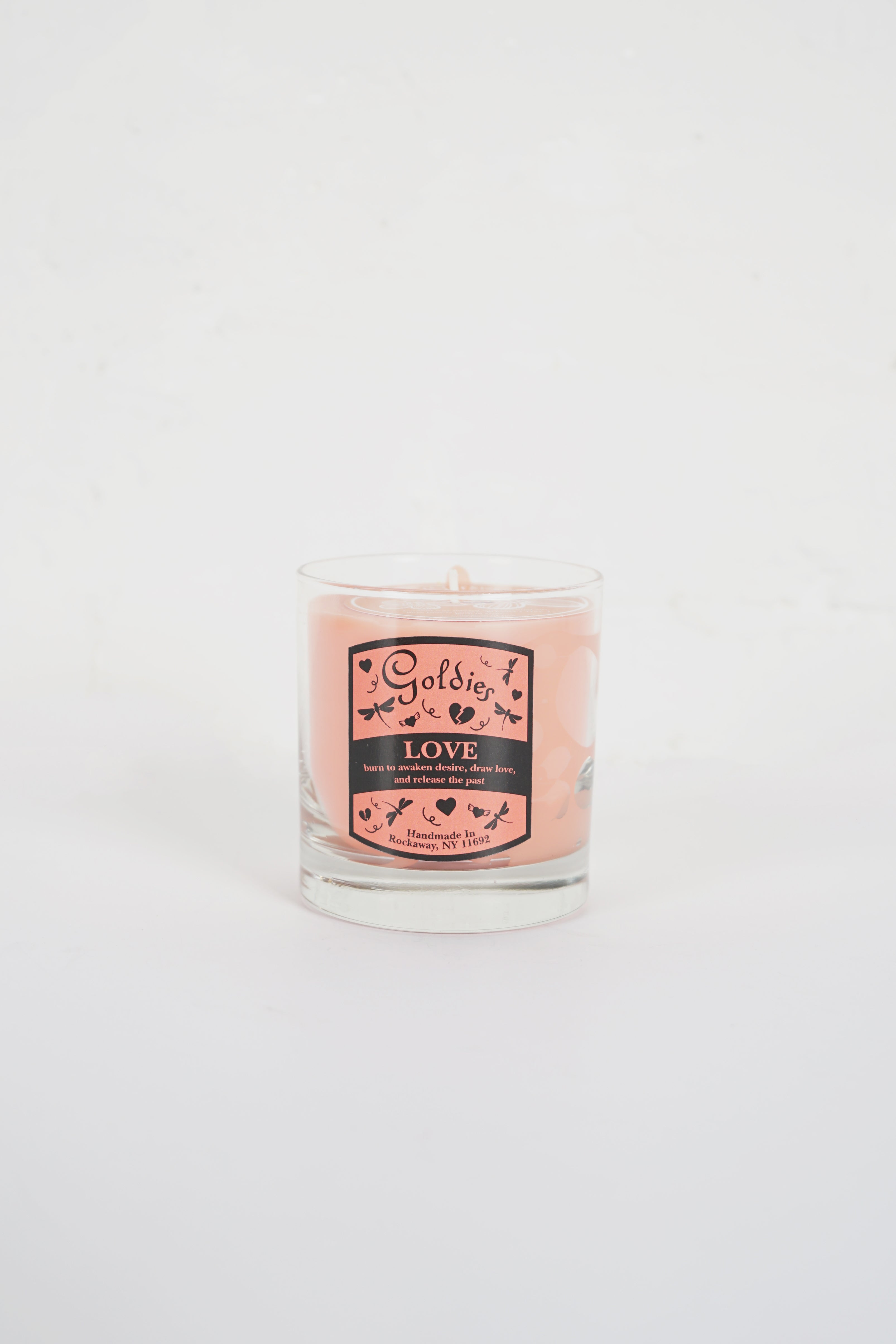 LOVE Spell Candle