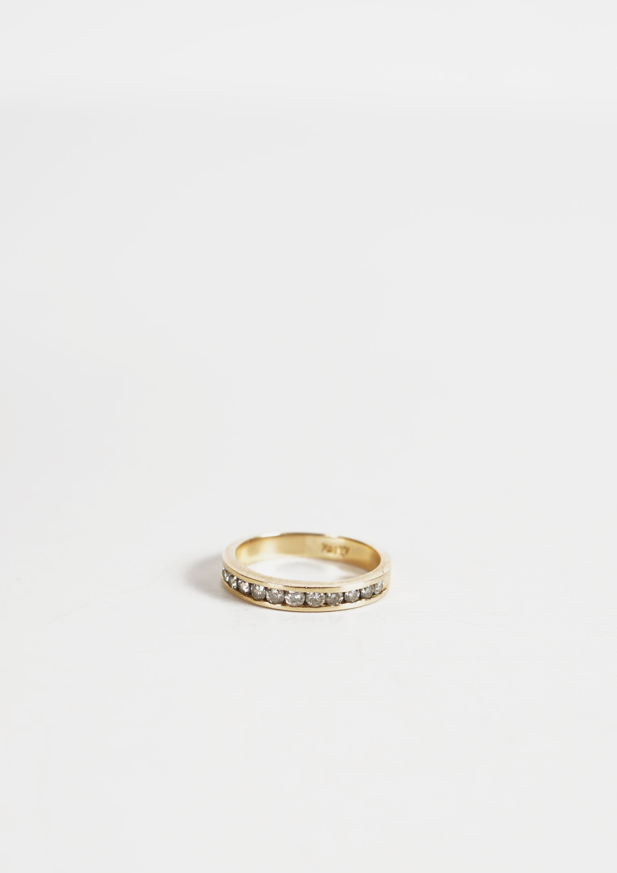 14k Gold Ring / 2mm