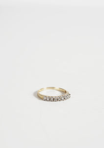 <strong>VINTAGE</strong></br>14k Gold Ring / 1mm
