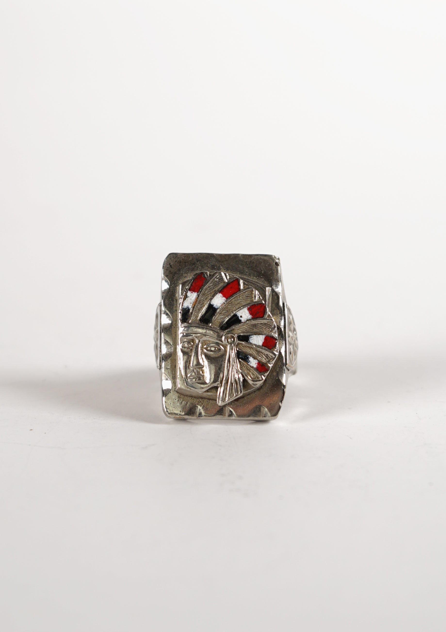 Mexican Biker Ring / Indian