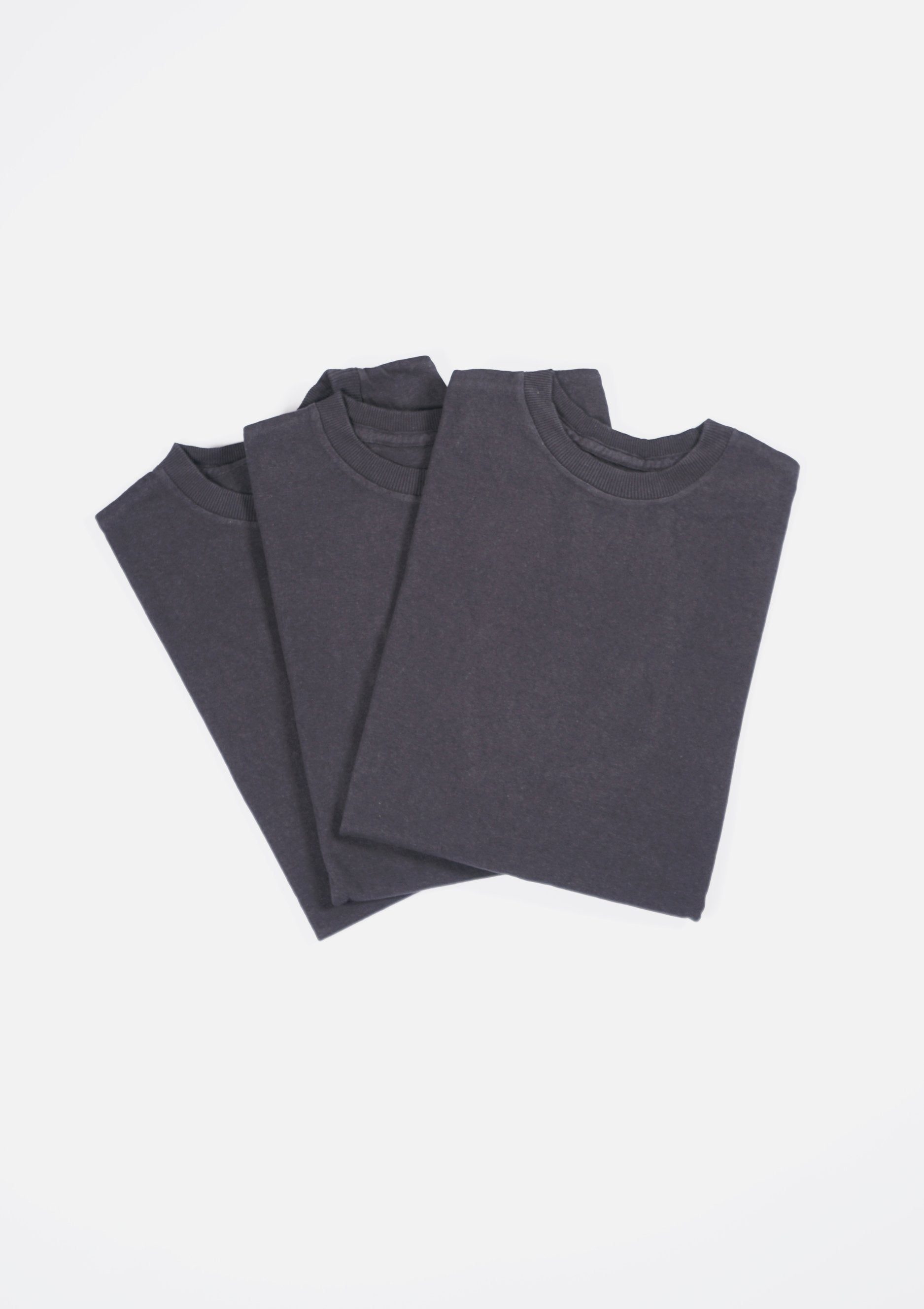 3-Pack Original Classic T-shirts Black