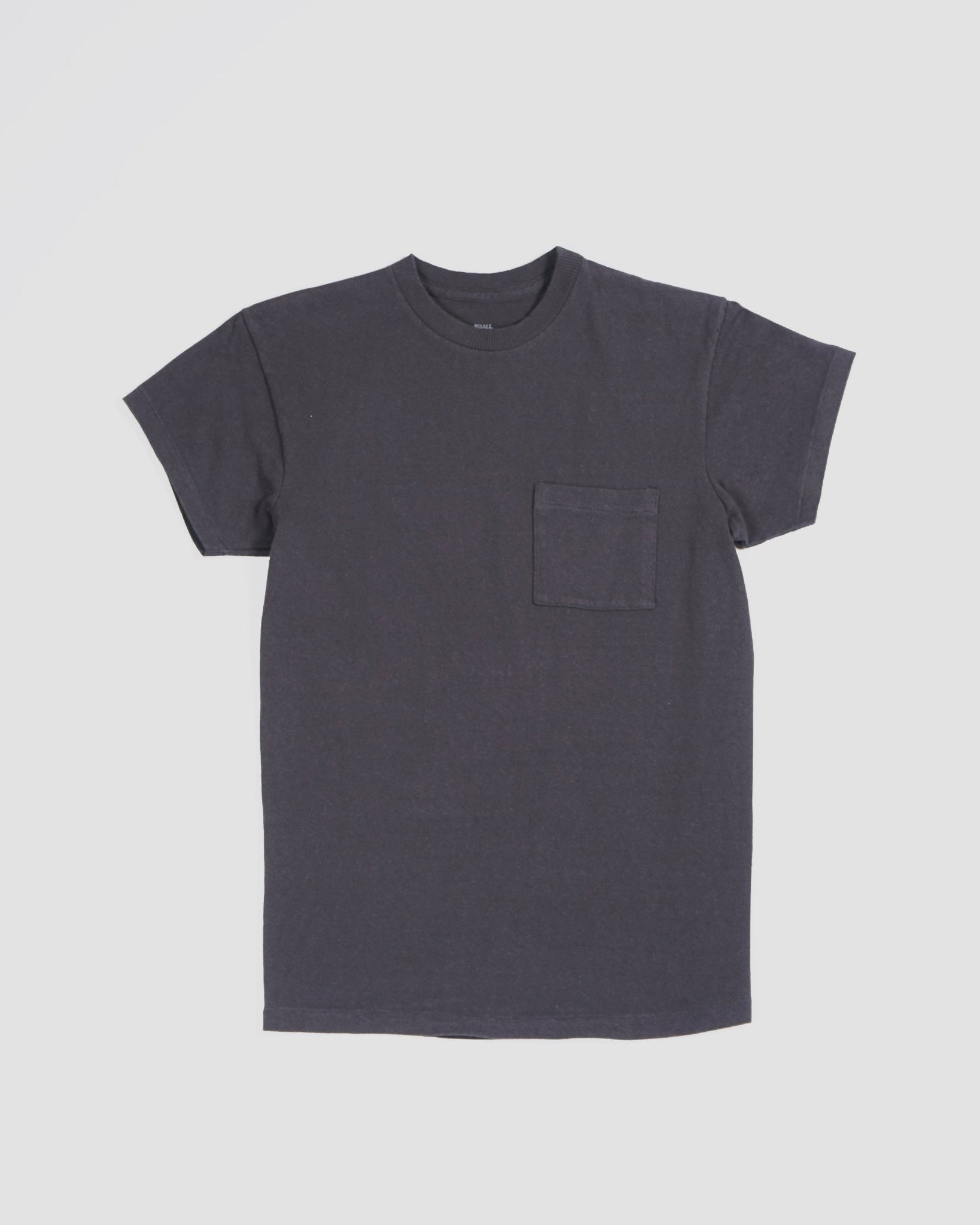 Classic Pocket T-shirts Black