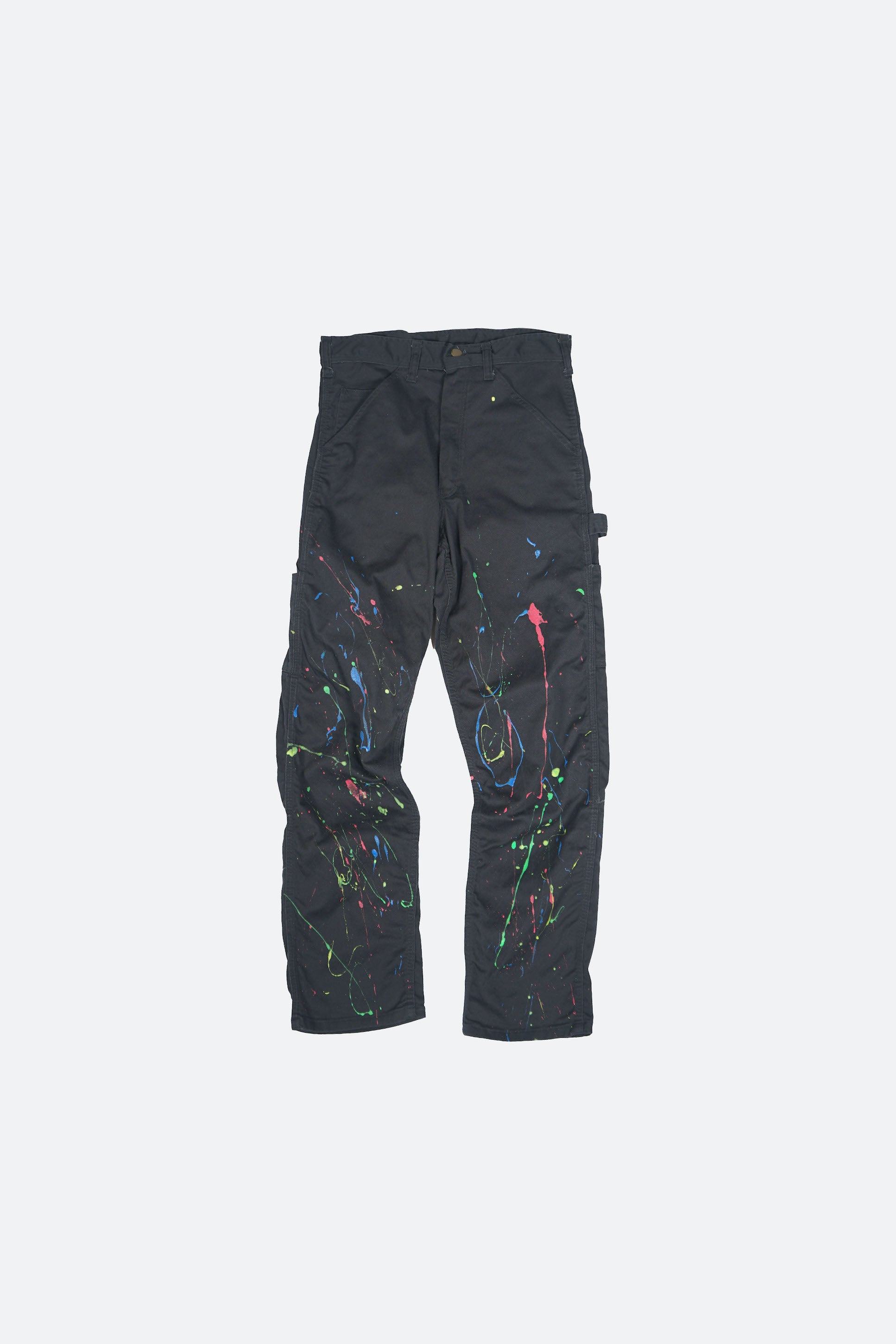 Splatter Painted Carpenter Pants W30