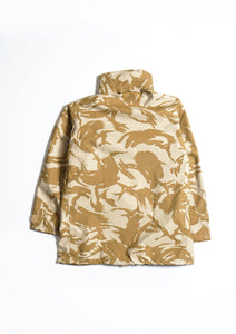 <strong>VINTAGE</strong> UK Army </br>Desert Camouflage JKT