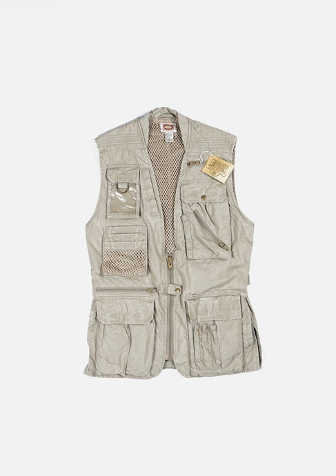 <strong>VINTAGE</strong>  Banana Republic</br>Travelers Vest