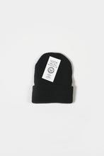 Load image into Gallery viewer, Wool Watch Cap / Black