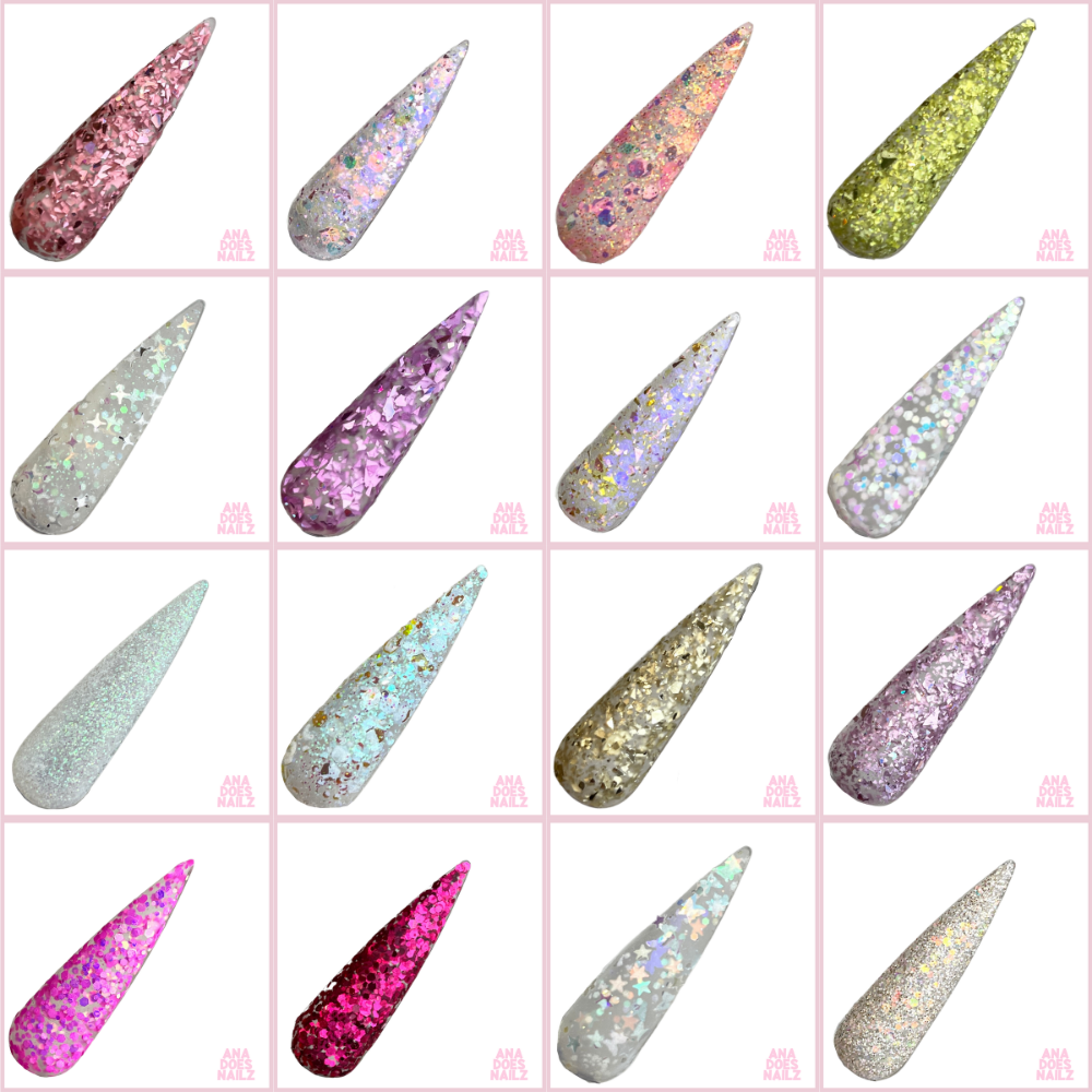 Full Glitter Collection