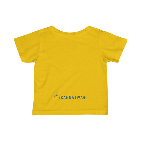 Image of Infant Fine Jersey Tee