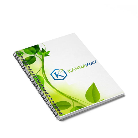 Image of Kannaway Spiral Notebook