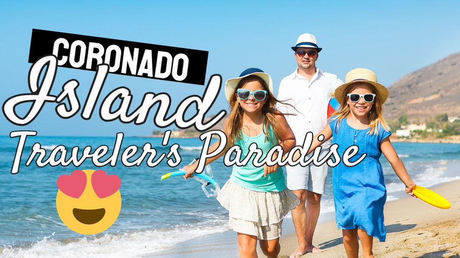 Coronado Island Restaurants and Attractions - San Diego Beach