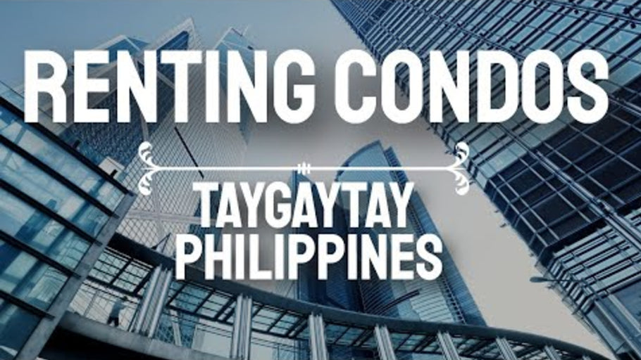 Condos And Apartments For Rent In Tagaytay, Philippines