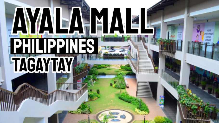 Ayala Mall Fast Crazy Fun Tour Tagaytay, Philippines