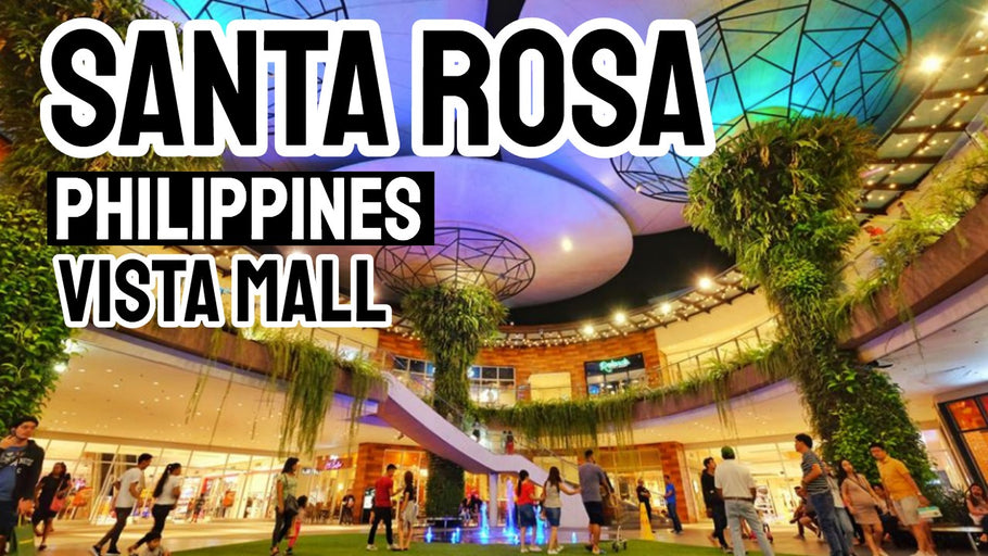Vista Mall in Santa Rosa Philippines