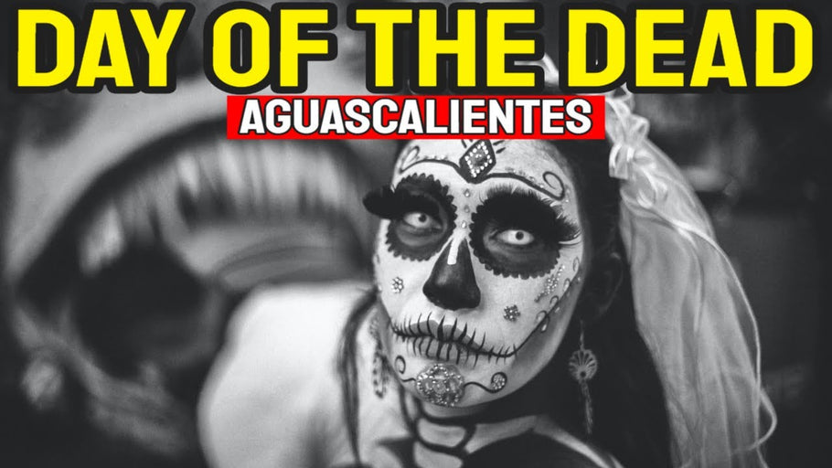 Celebrating Day of the Dead In Aguascalientes Mexico