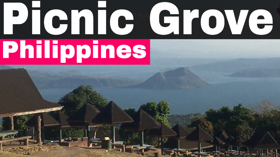 Picnic Grove - Great Views To See And Fun To Be Had Tagaytay, Philippines
