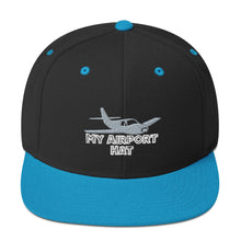 Load image into Gallery viewer, My Airport Hat Snapback