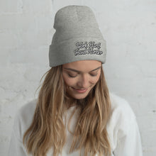 Load image into Gallery viewer, Work Hard Travel Harder Beanie