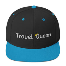 Load image into Gallery viewer, Travel Queen Snapback