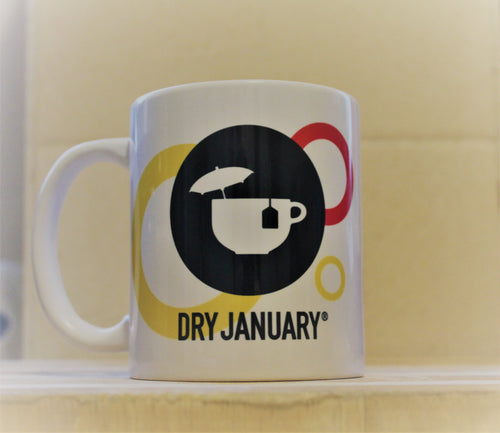 The new Dry January mug - available now!