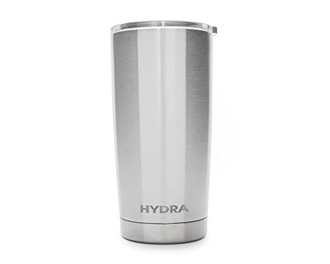 Original Hydra Tumbler - Compare To Yeti - Premium Grade Stainless Steel  Double Wall Vacuum Insulated Travel Tumbler Cup