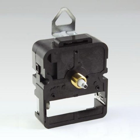 Standard  C Battery  Size Movement For Dials Up To 1/4 In. Thick (5 1/2 In. Black Hands)