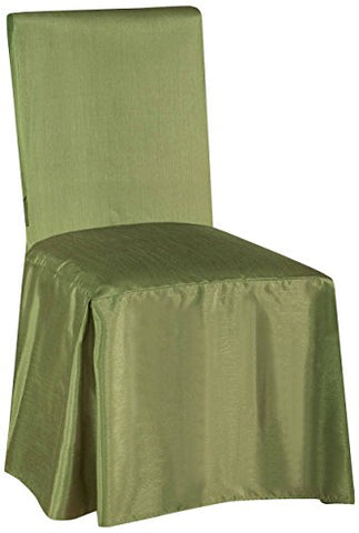 Sally Textiles Jenny Chair Cover, Green
