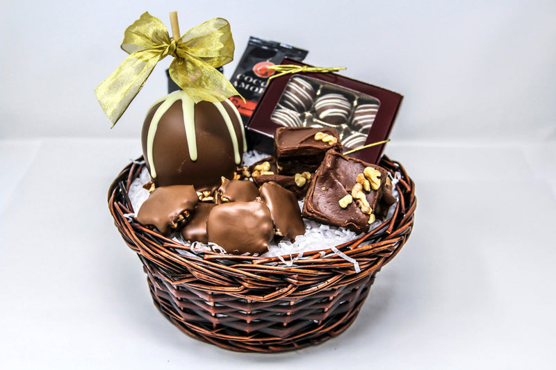 Chocolate Escape Basket