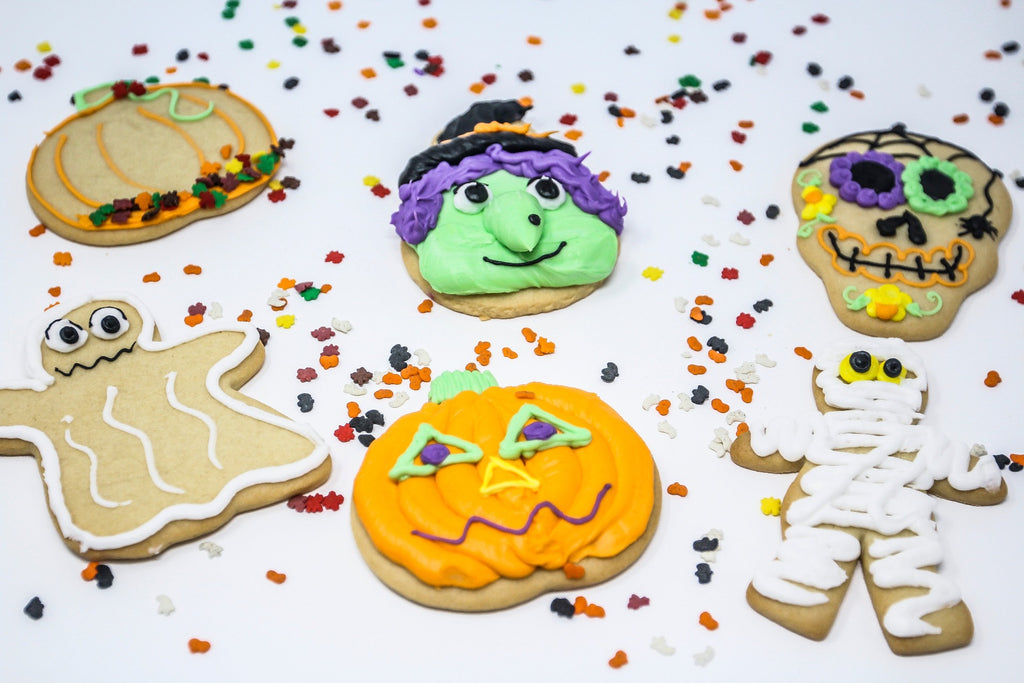 Halloween DIY Cookie Kit
