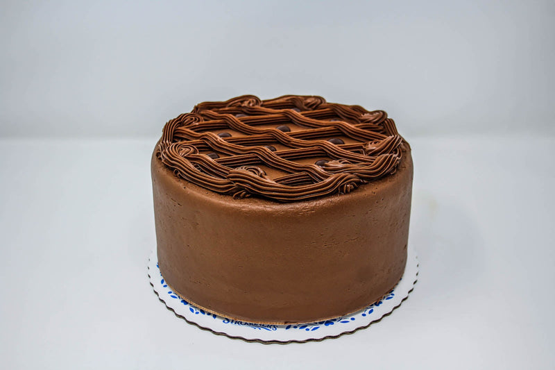 European Fudge Cake