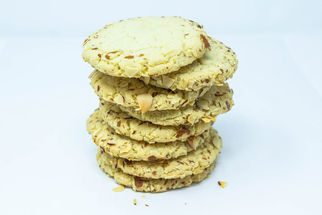 Almond Crisp Cookie