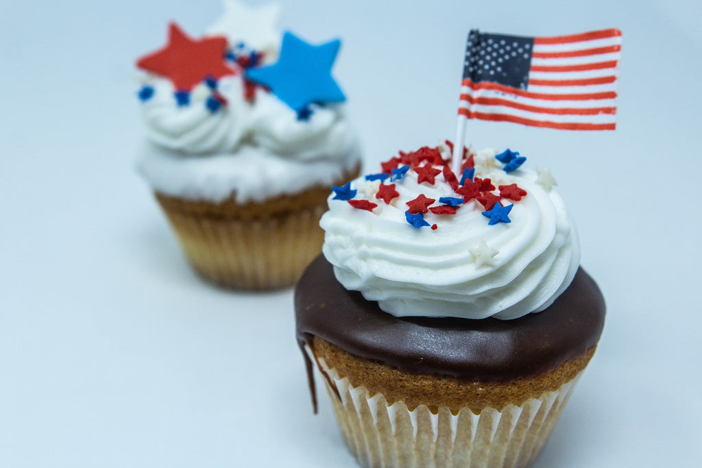 President's Day Cupcakes