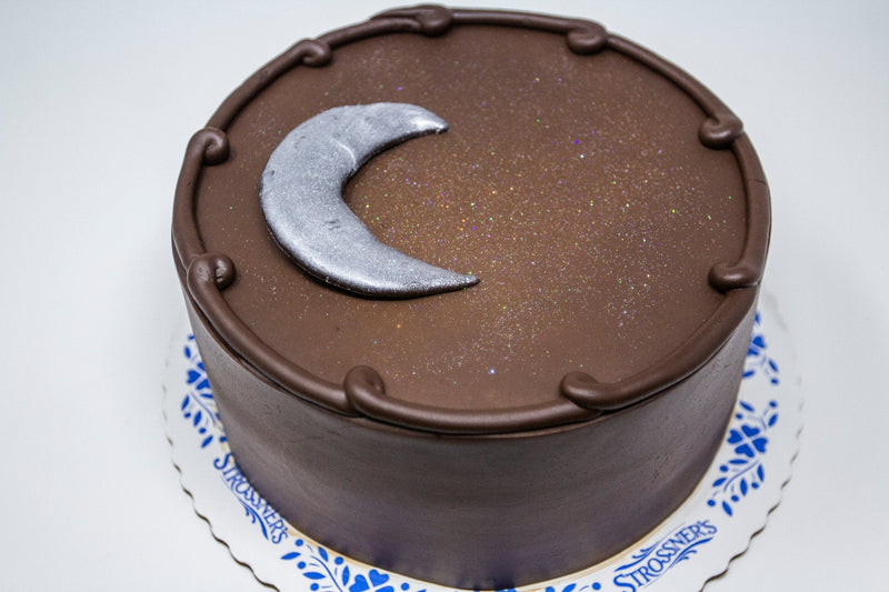 Midnight Ganache Cake