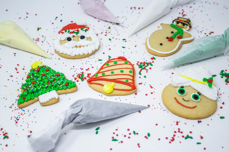 DIY Christmas Sugar Cookie Kit