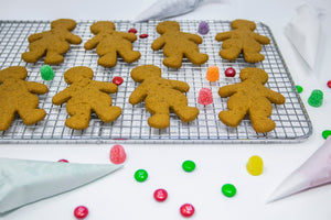 DIY Gingerbread Boy Kit