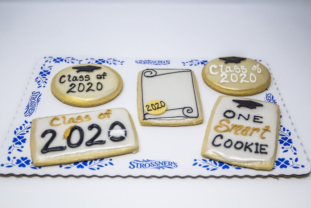 Graduation Day Sugar Cookies