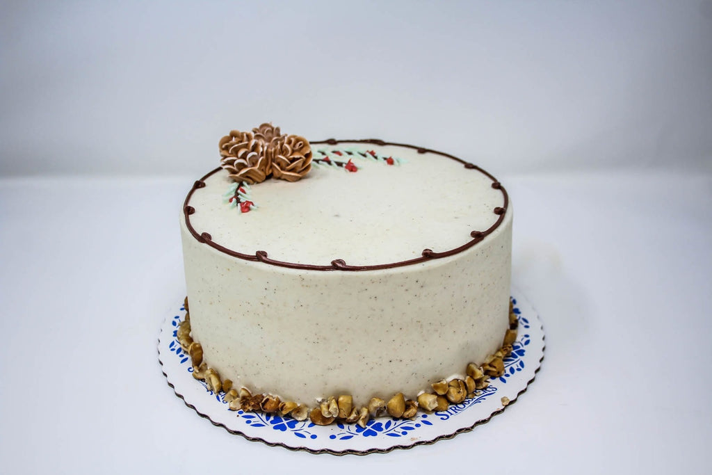 Hazelnut Cream Torte