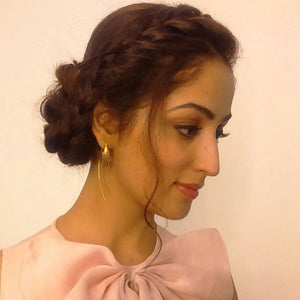 Yami Gautam – First ray of the winter sun earrings