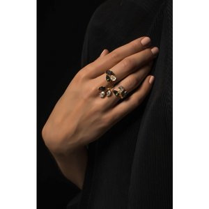 Pooja Hegde - Adorn two finger ring