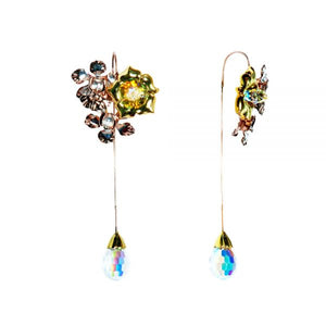 Pernia Qureshi -'Spring is here' slim danglers
