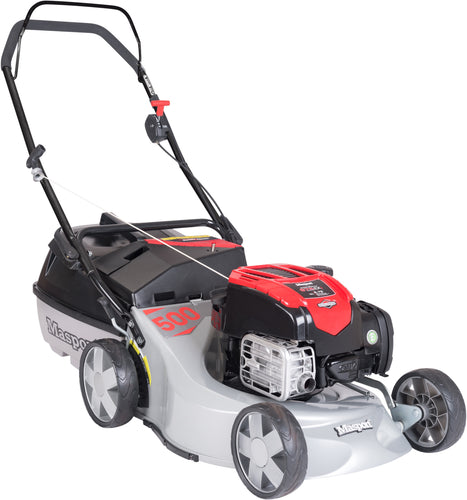 500 AL - Low vibration mower