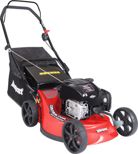 CONTRACTOR 625 AL- low vibration handle-bar mower