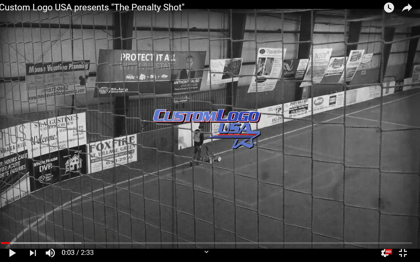 The Penalty Shot