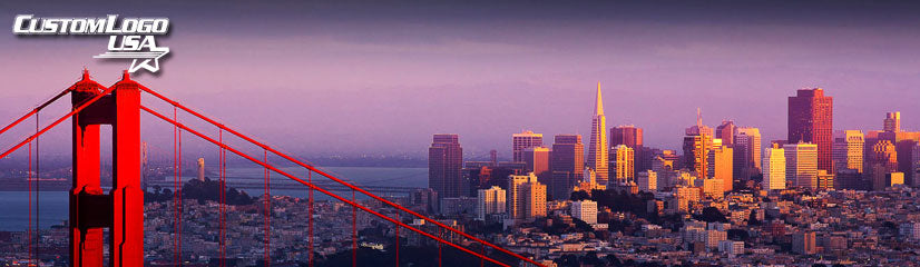 Custom T-Shirts, Apparel and Promotional Products: San Francisco, California