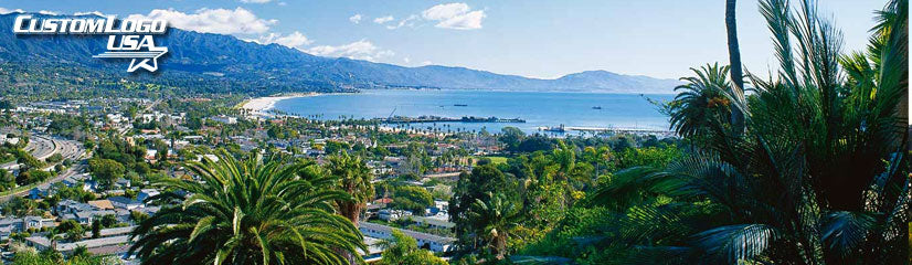 Custom T-Shirts, Apparel and Promotional Products: Santa Barbara, California