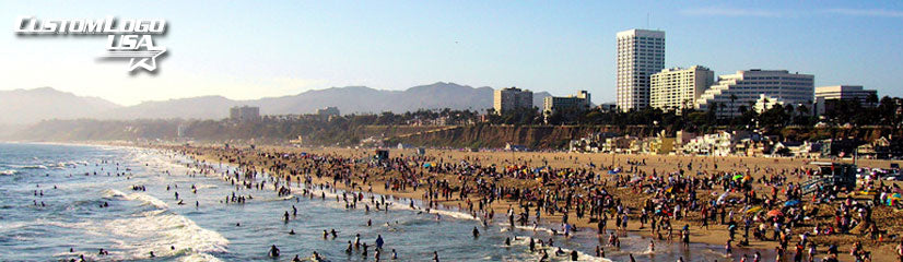 Custom T-Shirts, Apparel and Promotional Products: Santa Monica, California