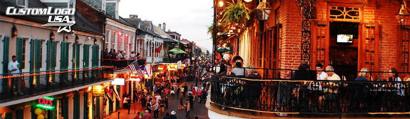 Custom T-Shirts, Apparel and Promotional Products: New Orleans, Louisiana